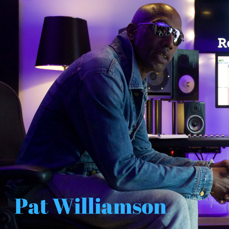 Pat Williamson - award winning producer